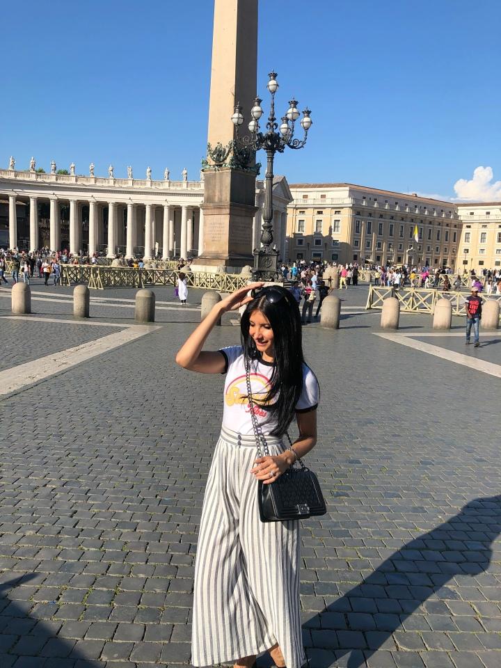 Four Days in Rome | Cuatro Días enRoma