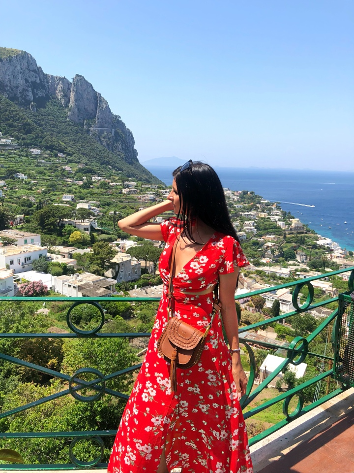 A Day in Capri | Un Día en Capri