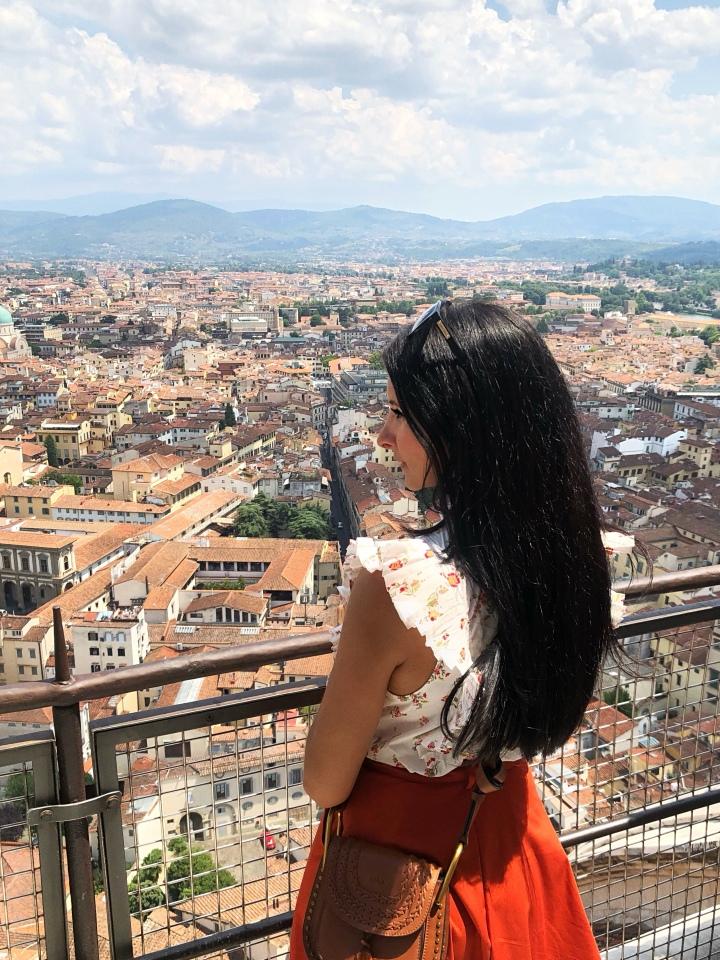 A Day in Florence | Un Día enFlorencia