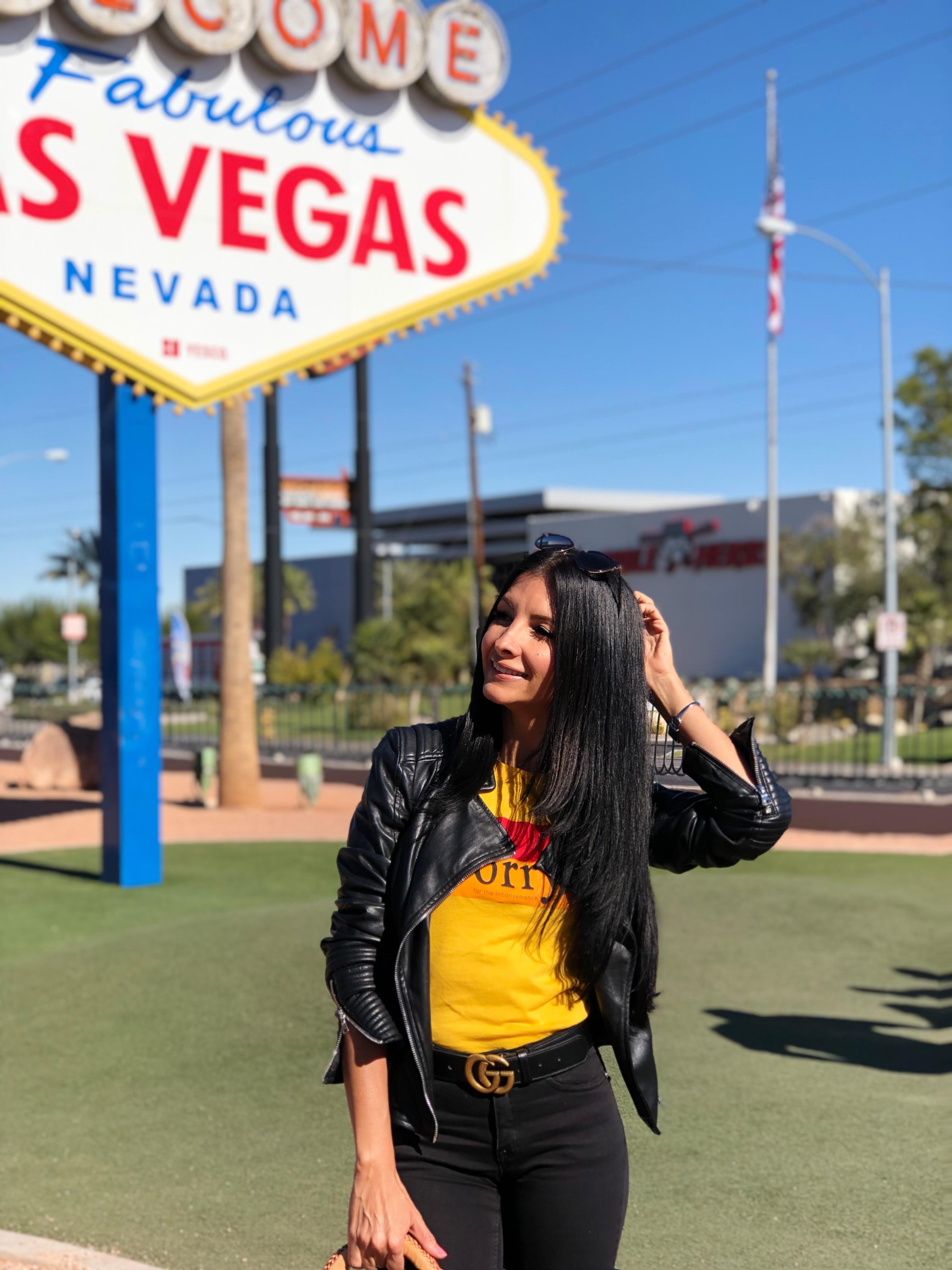 Birthday in Vegas | Cumpleaños en Las Vegas